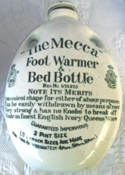 Foot warmer Winton Mecca