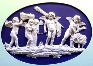 wedgwood jasper cupid psyche 18th century