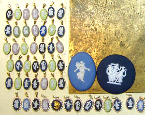 wedgwood jasperware jewelry brooches