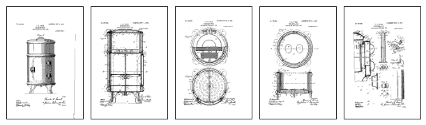 white frost refrigerator patent drawings